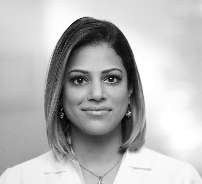 Sapna Patel Cancer Physician